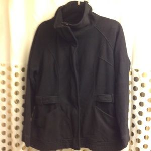 North Face Fleece Warm Jacket L Black